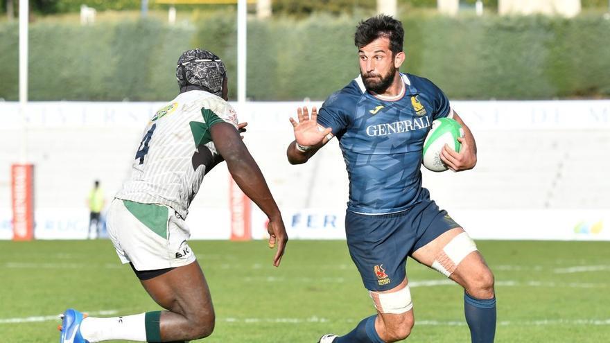 La España de Javier de Juan busca el título europeo de rugby 7 en Moscú