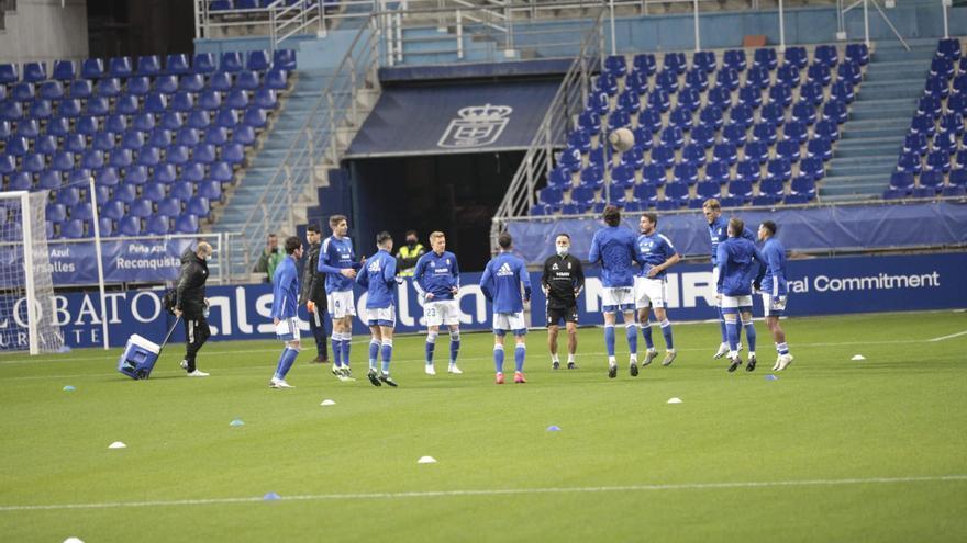 En directo: el Oviedo, a por la siguiente fase en Almería