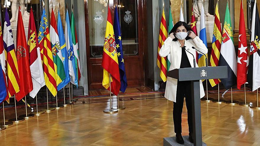 """Darias insta a la unidad autonómica para dar """"calidad"""" a las inversiones"""