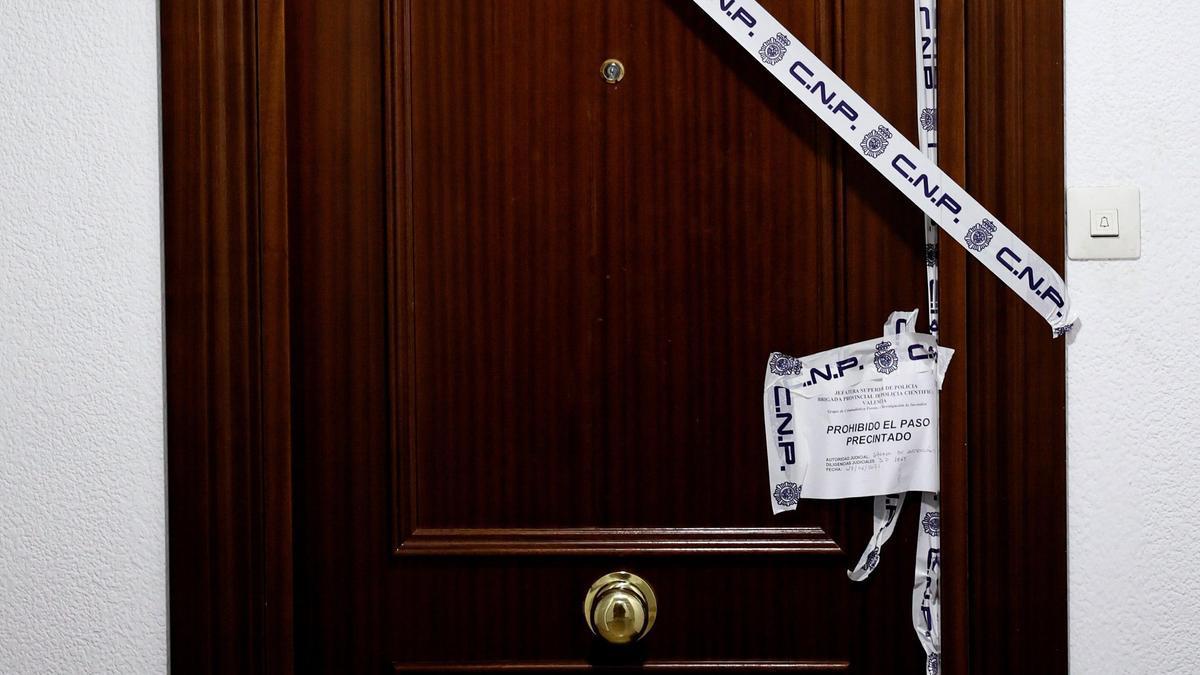 Un padre mata a su hijo de 21 años en València durante una discusión en su casa