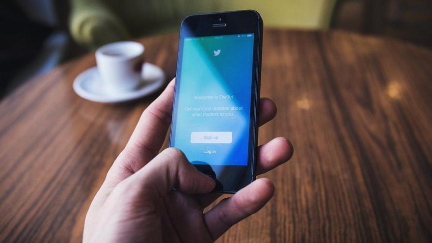 Twitter llançarà a l'abril un servei d'àudio