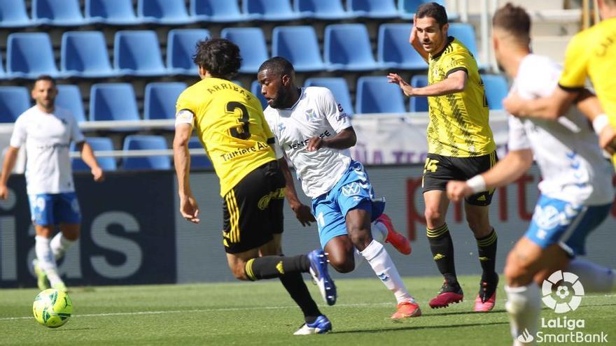 El Tenerife despide la temporada con un empate