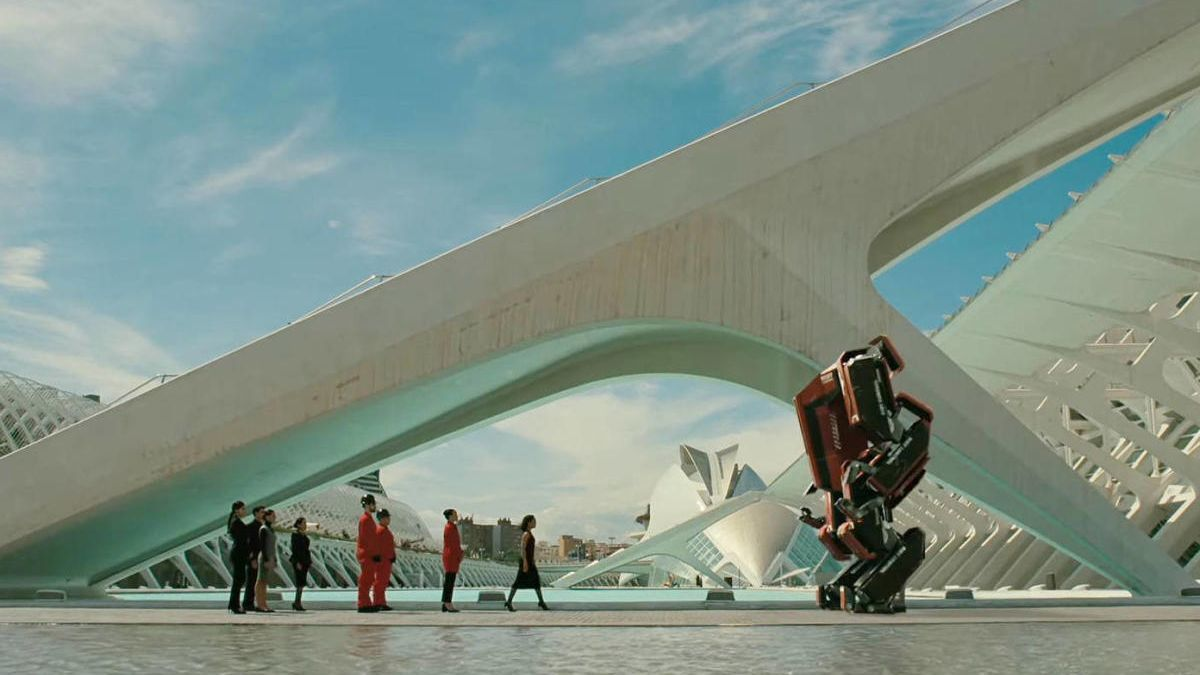 Westworld a la valenciana.