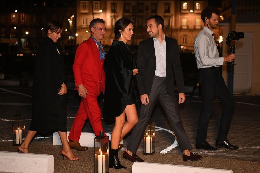 Invitados a la boda de Marta Ortega y Carlos Torretta.