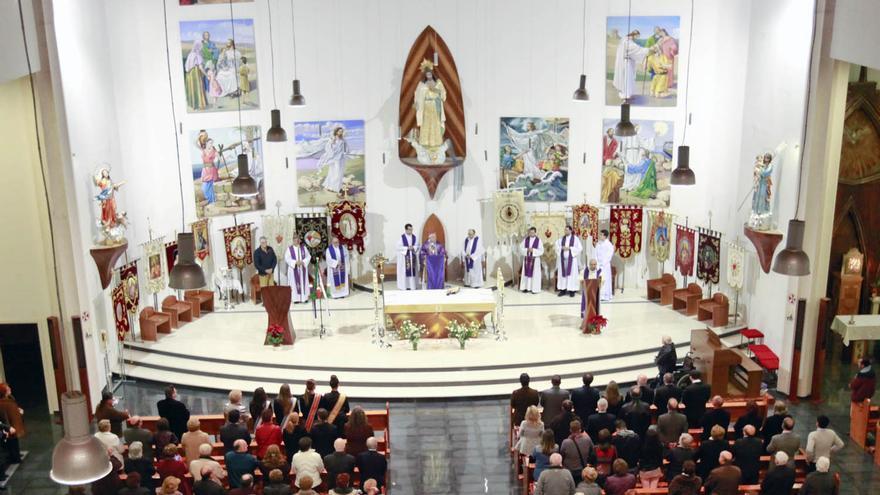 Comienzan las fiestas del Sagrado Corazón del Barrio de La Punta de Torrevieja sin la procesión