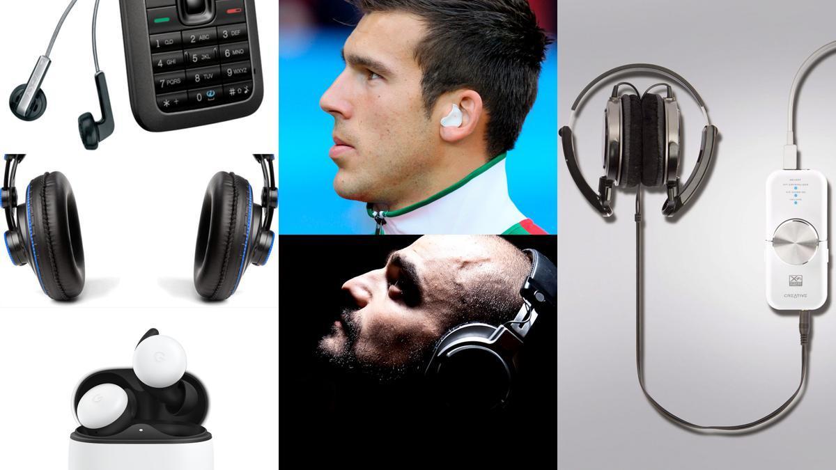 Música con auriculares: cómo prevenir sus daños.