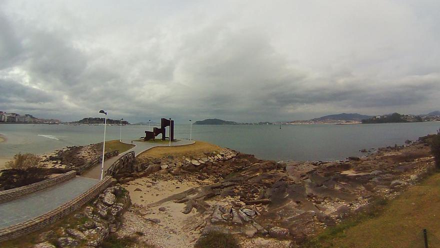 La borrasca Gaetan obliga a ampliar las alertas en Galicia