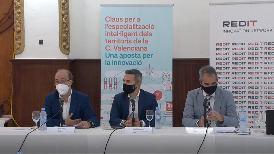 Presentación de la Estrategia de Especialización Inteligente de la Comunitat Valenciana en Alzira