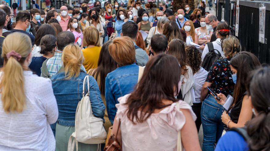 Educación repite una de las pruebas de las oposiciones en Canarias tras haber detectado un error