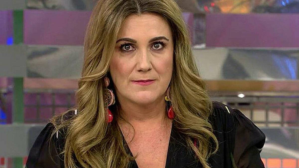 """Carlota Corredera habla claro sobre Olga Moreno en Sálvame le acusa sobre """"su parte en el parte del dolor de Rocío Carrasco""""."""