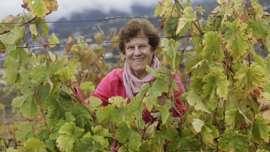 Cecilia Farráis Lorenzo, hija de las viñas