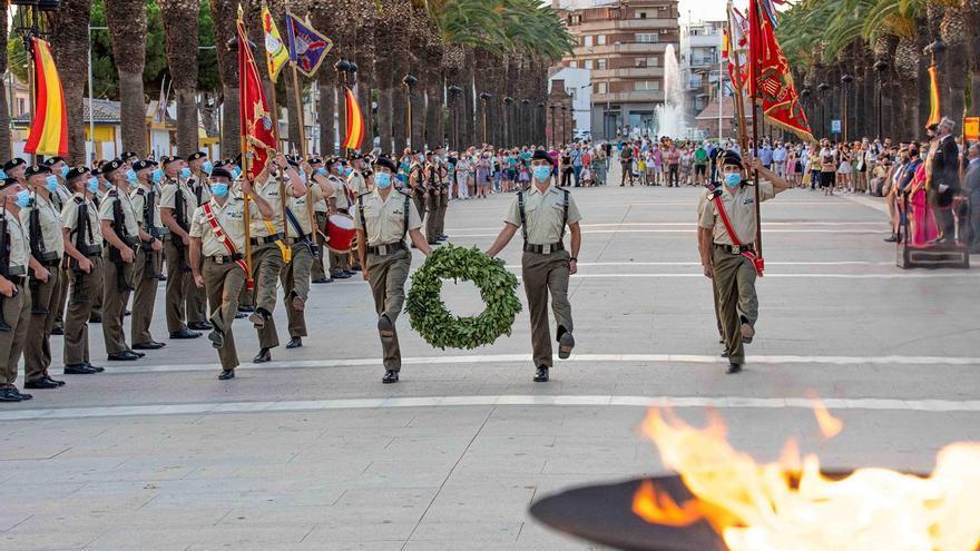La Brigada Guzmán el Bueno X participa en la conmemoración de la Batalla de Bailén