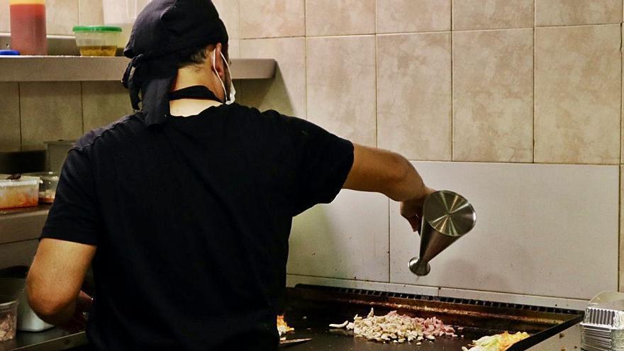Casi uno de cada tres restaurantes de Elche sirve comida extranjera