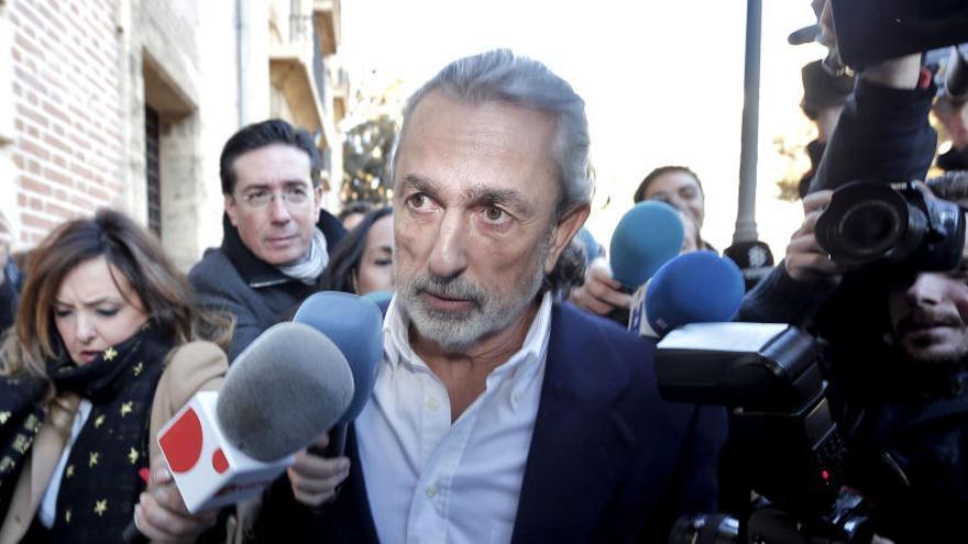 La Fiscalía pide para Correa 29 años de cárcel por el 'pelotazo' de Arganda del Rey