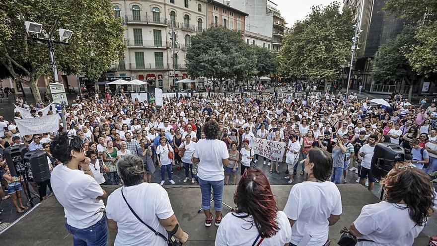 Las kellys de Mallorca denuncian sobrecarga de trabajo: «Estamos como en 2019»