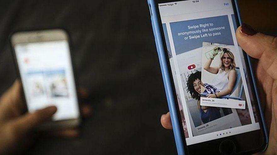 Estafas virtuales en los tiempos del Tinder