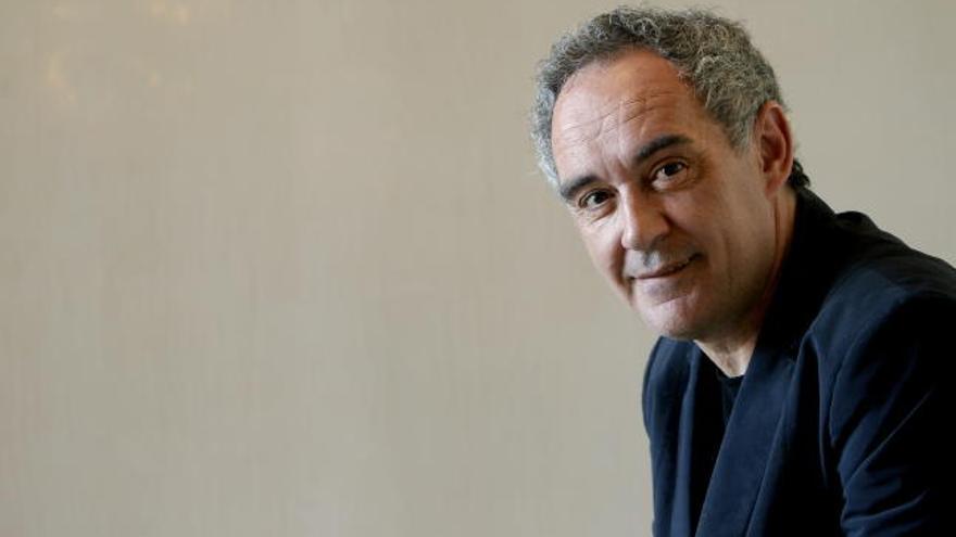 """Ferran Adrià: """"Si un tío de barrio triunfa, tú también puedes"""""""