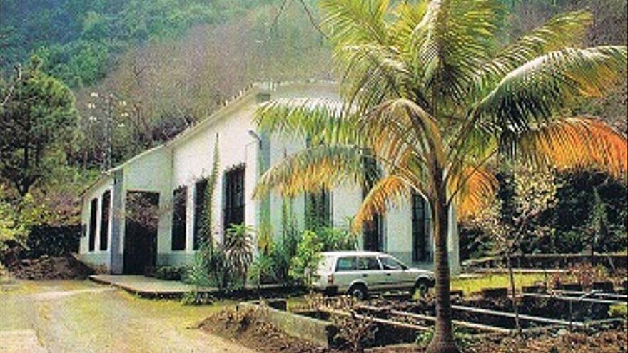 El Salto del Mulato es de titularidad cabildicia, según La Palma Renovable