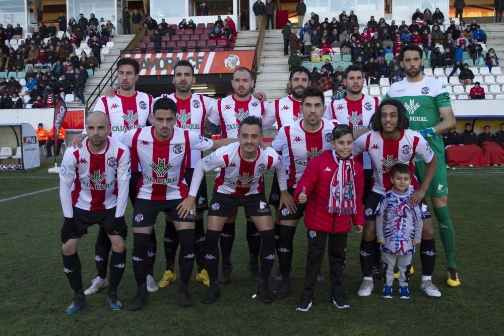 Victoria incontestable del Zamora CF