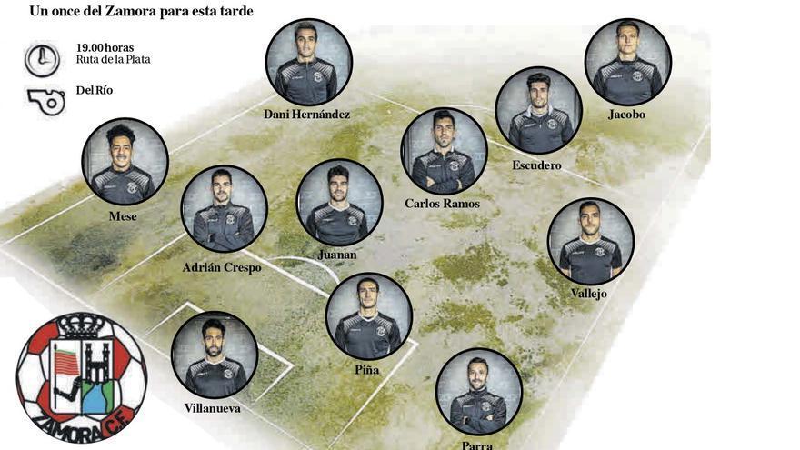Zamora CF - Logroñés de Copa del Rey: en busca del mejor fin de año