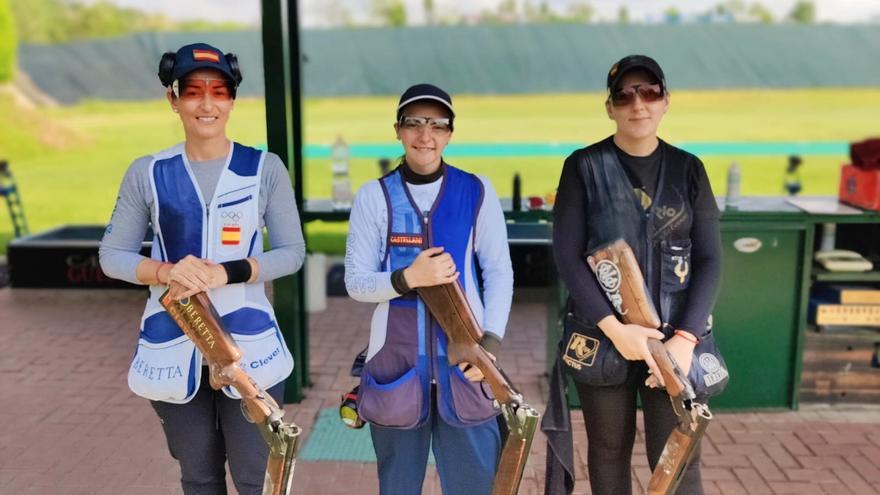 Fátima Gálvez consigue el oro con España en Lonato