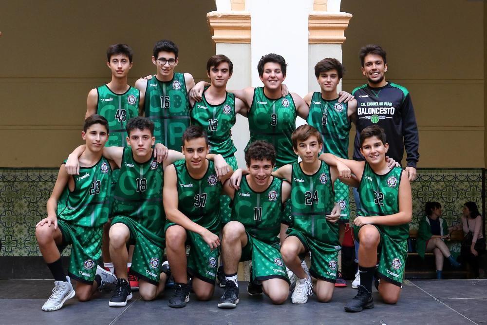CD Escuelas Pías 2019/2020