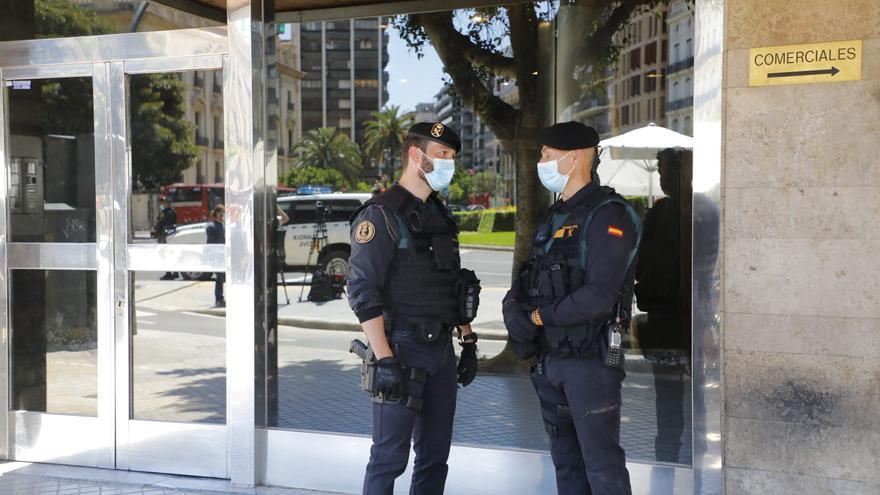 Ascienden a 14 los detenidos en la operación anticorrupción en Valencia