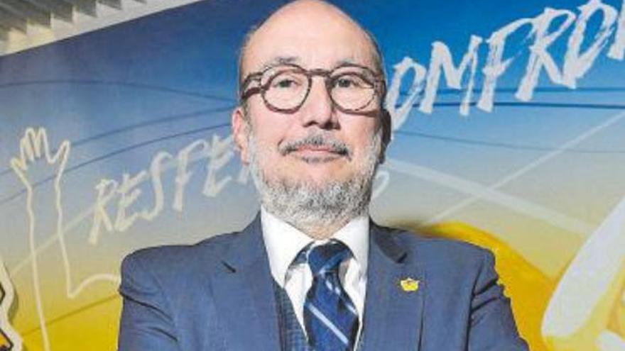 "El dardo de Moreno al extécnico Katsikaris: ""Se fue de la lengua"""
