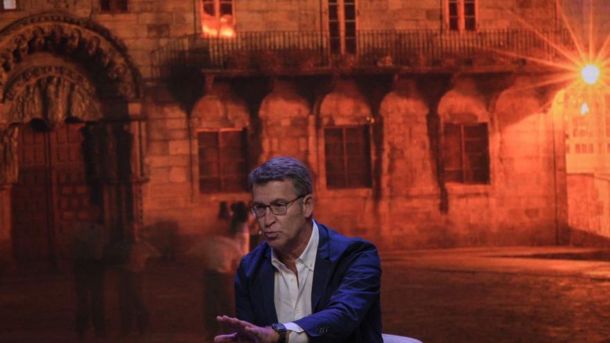"""Feijóo aboga por cambiar el sistema de financiación y señala que la Comunitat Valenciana y Murcia """"necesitan más dinero"""""""