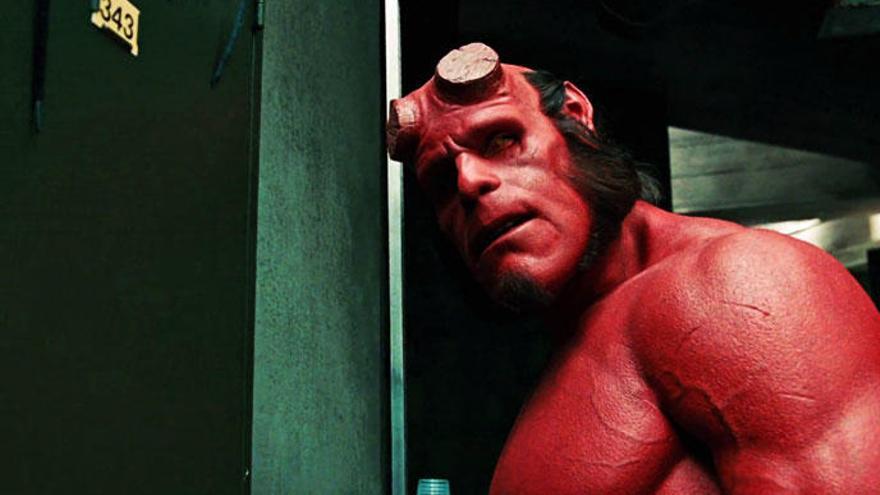 Hi haurà 'remake' de 'Hellboy', però sense Guillermo del Toro ni Ron Perlman