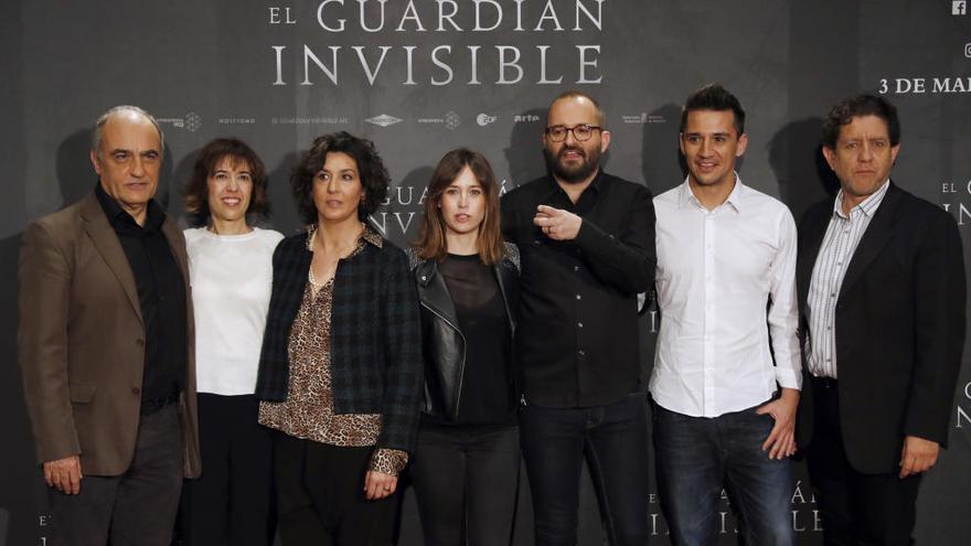 El suspense de 'El Guardián Invisible' llega a los cines
