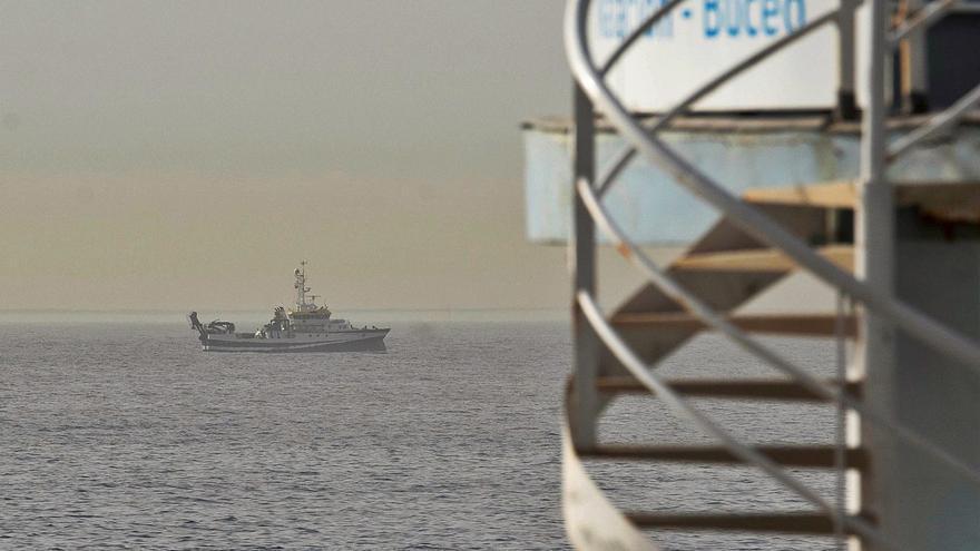 Hallan en el mar el cuerpo de la mayor de las niñas desaparecidas con su padre en Tenerife