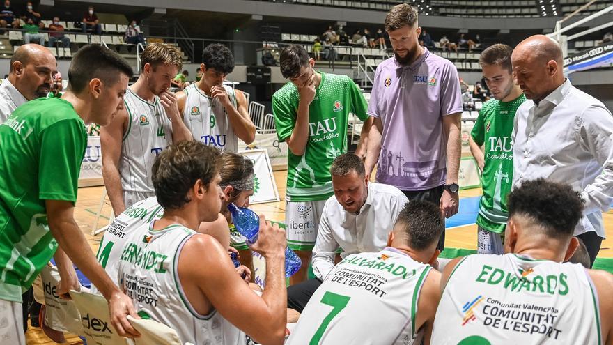 El TAU Castelló recibe a un Bàsquet Girona en racha
