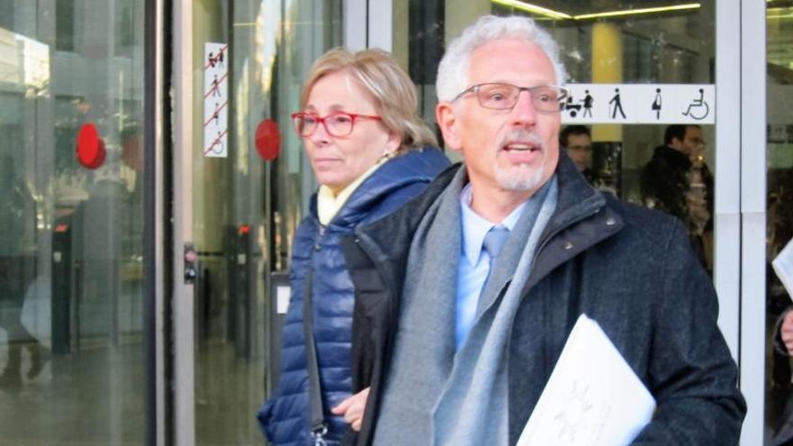 El Suprem reconeix el dret de Santiago Vidal a reingressar a la carrera judicial