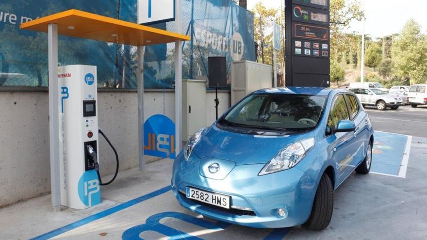 Estos son los cinco nuevos puntos de recarga para vehículos eléctricos en Castelló