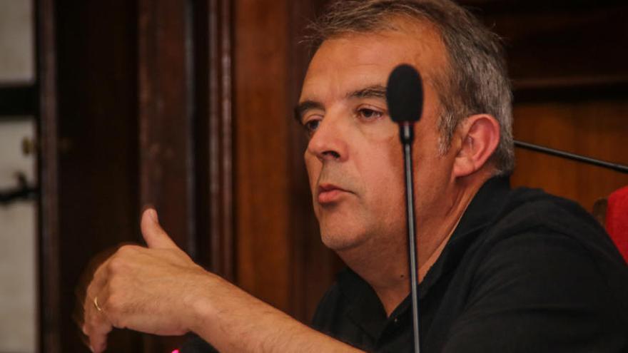 El gobierno municipal de Alcoy rechaza las críticas de la plataforma del agua