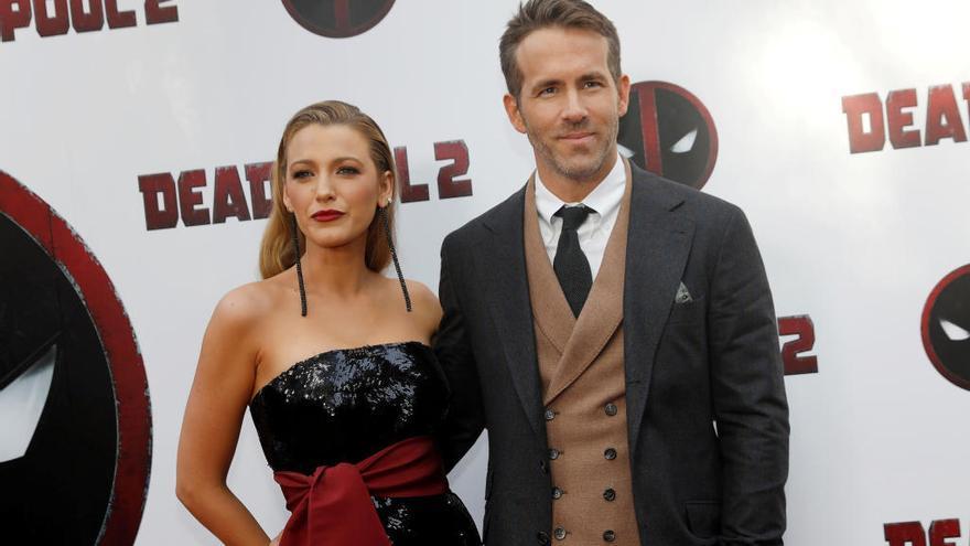 Ryan Reynolds descubre que Blake Lively tiene relaciones con fantasmas