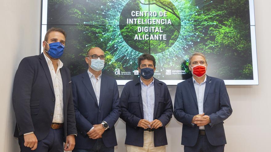 El Centro de Inteligencia Digital inicia su andadura con ocho proyectos