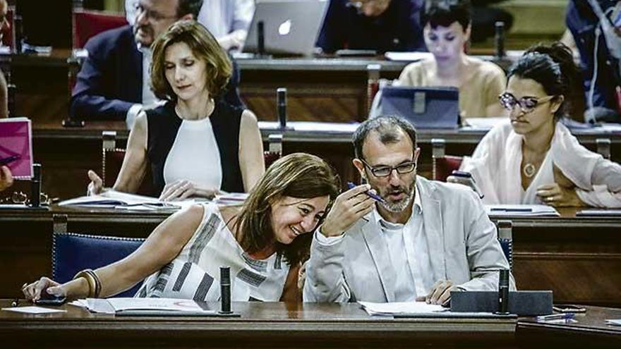 El PSOE avaló ante el Parlament la juerga caribeña de Barceló