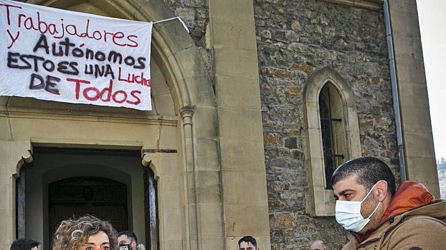 """Ciudadanos pide un fondo """"importante"""" para ayudar a los autónomos asturianos"""