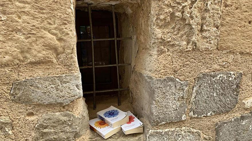 'Bookcrossing' en Dalt Vila