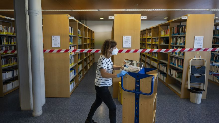 Más de un centenar de positivos del brote del Galileo Galilei son de universidades valencianas distintas a la UPV