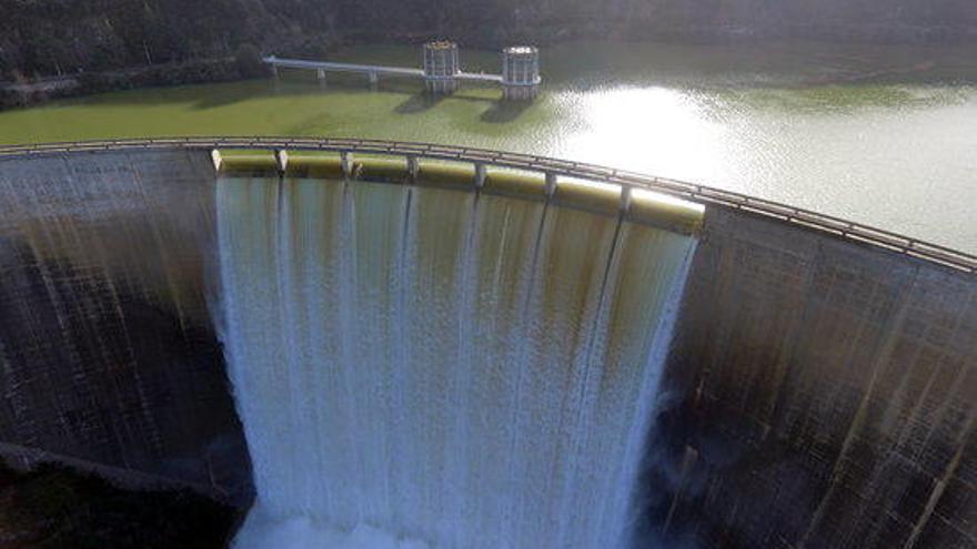 Endesa produeix un 176,7% més d'energia hidroelèctrica a comarques gironines