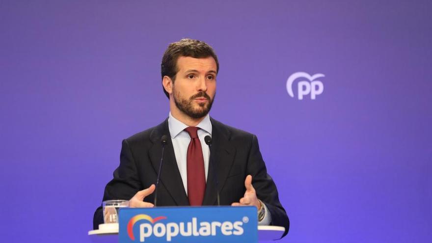 El PP propone que los jueces elijan a quienes les gobiernan