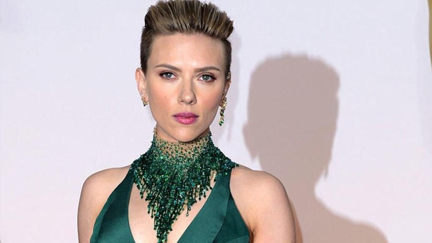 Scarlett Johansson lidera de nuevo la lista de las actrices mejor pagadas