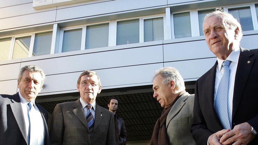 Fallece 'Pachín' el exentrenador del Levante UD que dirigió a Cruyff