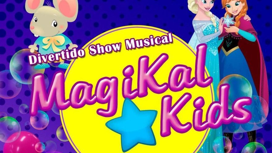 Musical infantil Show Musical Magikal Kids