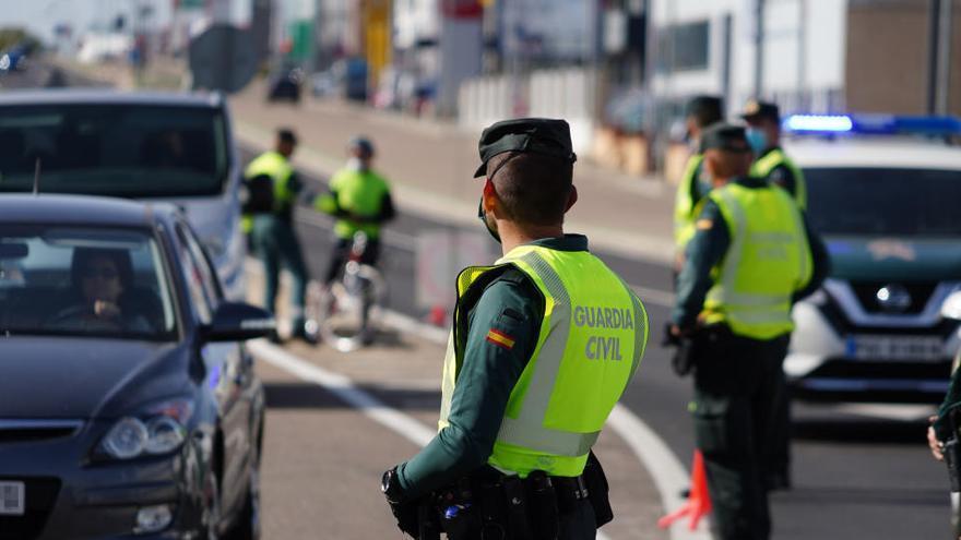 Media España se encamina al cierre perimetral