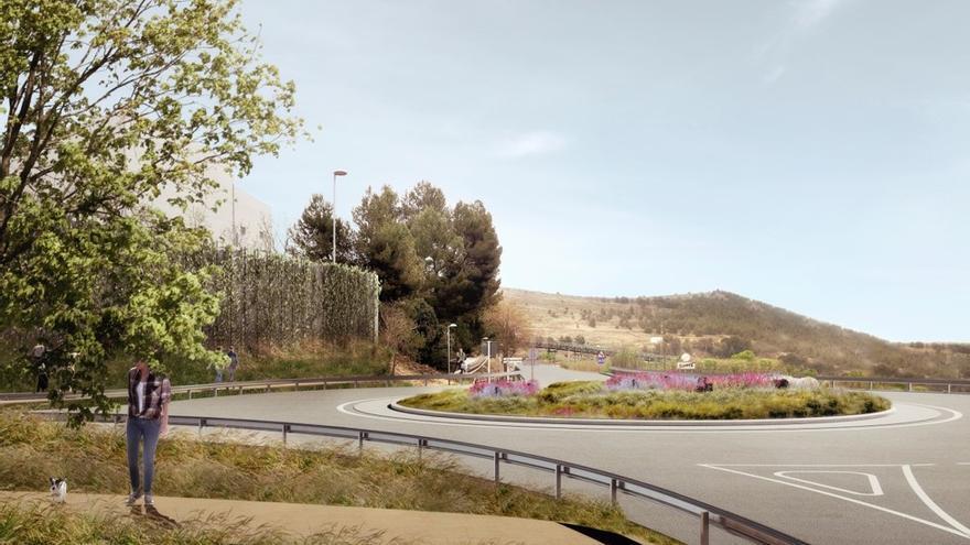 Súria ordenarà el trànsit d'accés al nucli pel sud i a ICL amb una nova rotonda