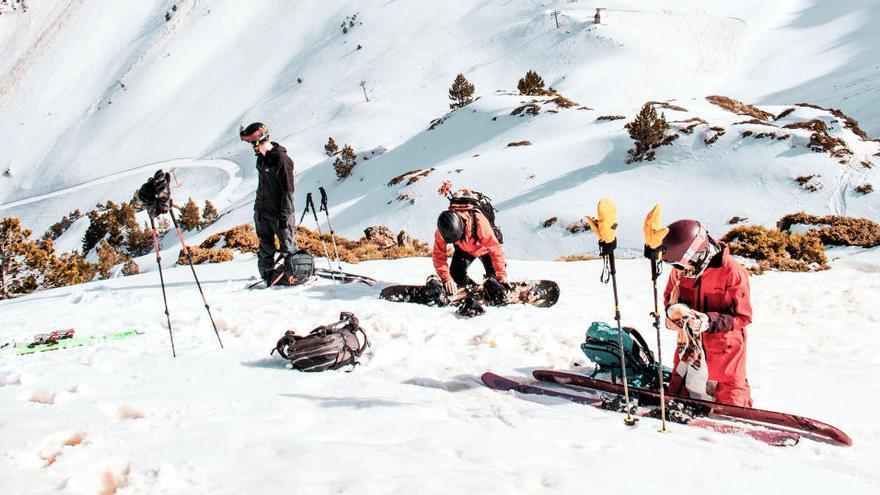 L'estació de Tavascan encara amb optimisme el final de temporada d'esquí
